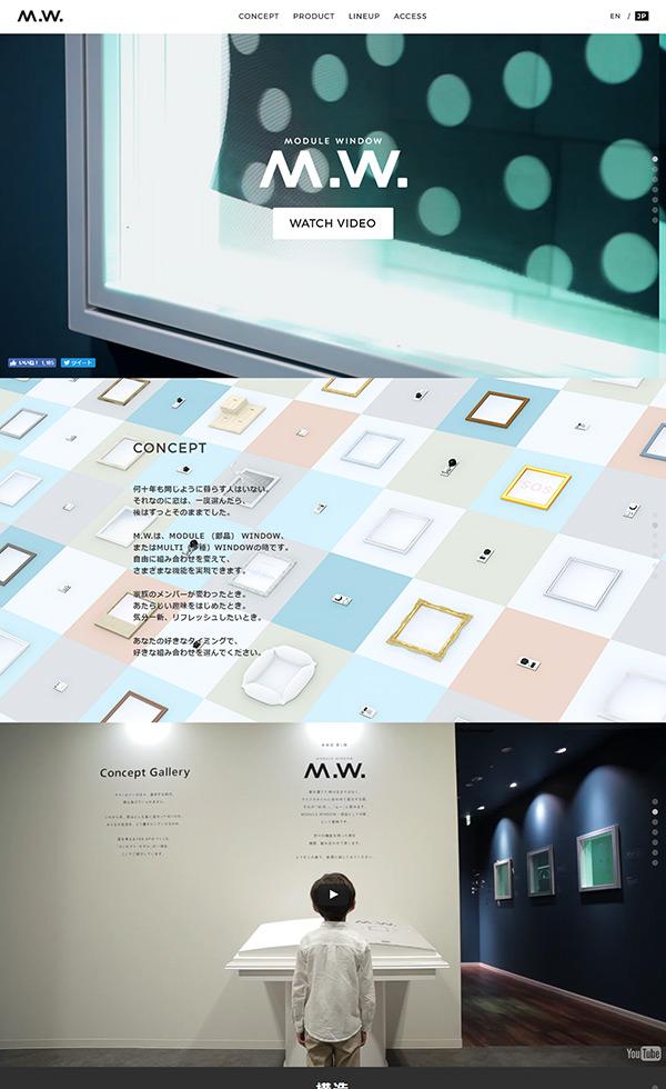 M.W. – Module Window