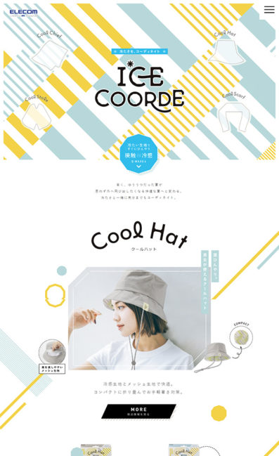 ICE COORDE