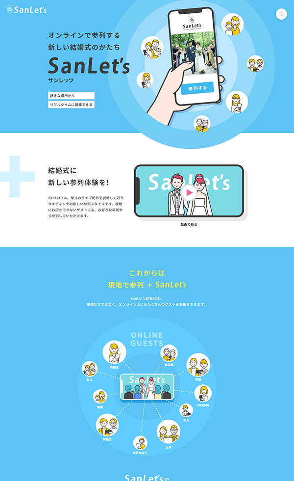 SanLet's(サンレッツ)